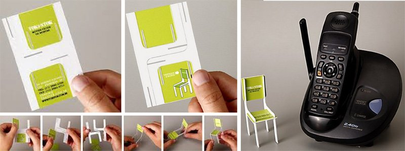 Tok & Stok Business Card