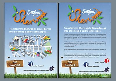 Sowing Sherwood