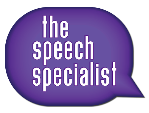 The Speech Specialist - Logo Design & Marketing Strategy Consultation