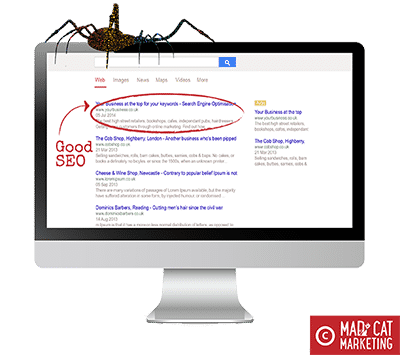 Improve your SEO 2017